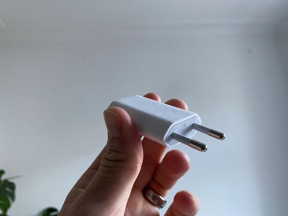 Oplader, t. iPhone, Original Apple – dba.dk – Køb og Salg af