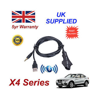 BMW-4-x-Series-Integrado-Bluetooth-Musica-modulo-para-iphone-htc-nokia-samsung