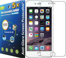 "5x Anti-Glare Matte LCD Screen Protector Guard Apple iPhone 6 Plus 6s Plus 5.5"""