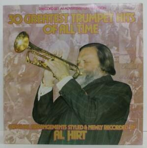 AL-HIRT-THE-30-GREATEST-TRUMPET-HITS-OF-ALL-TIME-JAZZ-VINYL-DOUBLE-LP