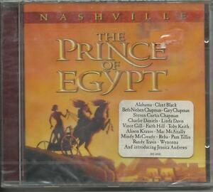 O-S-T-Prince-of-Egypt-Nashville-1998-CD
