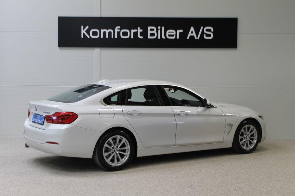 BMW 420d 2,0 Gran Coupé aut. Diesel aut. Automatgear