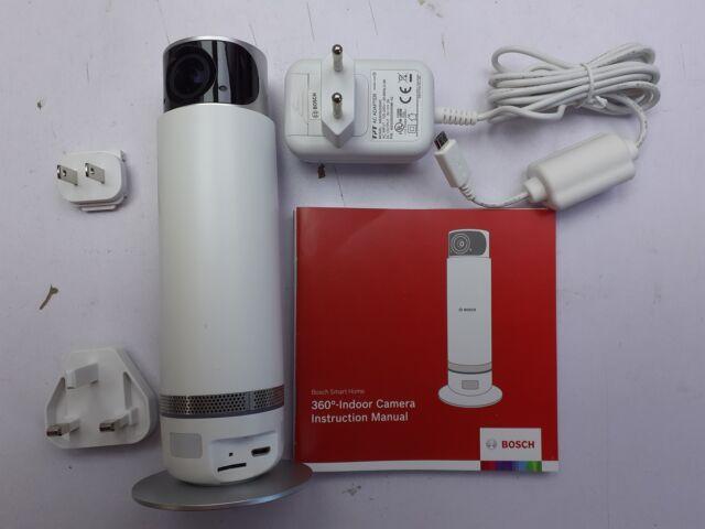 Bosch Smart Home Überwachungskamera 360° drehbar, I00026