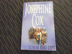 The-Woman-Who-Left-by-Josephine-Cox-Paperback-2001-ROMANCE-GREAT-READ