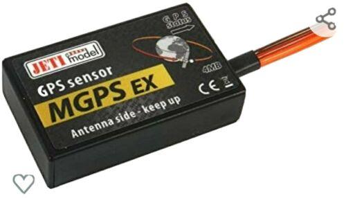 Jeti GPS Sensor MGPS EX