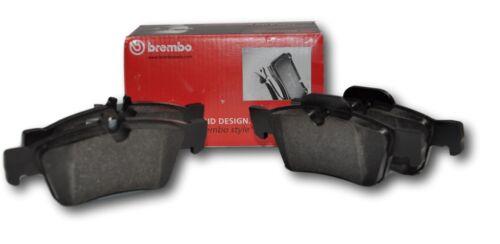 BREMBO BREMSBELÄGE Bremsklötze für INFINITI G 08 HINTEN