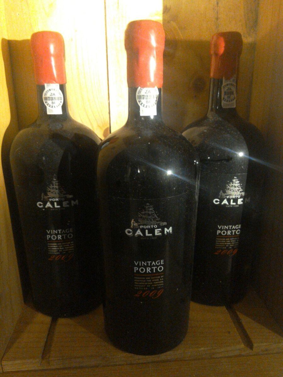 opbevaring af portvin