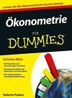 Ökonometrie für Dummies von Karl-Kuno Kunze und Roberto Pedace (2015, Taschenbuch)