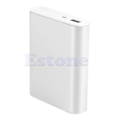 5V 2.1A USB Power Bank Case Kit 4X 18650 Battery Charger DIY Box For Phone MP3/4