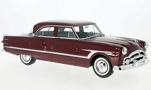Packard Cavalier 1953 rosso oscuro 1 18 bos    New