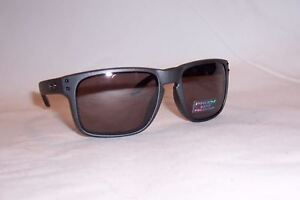 755ac61f17c New Oakley Sunglasses HOLBROOK OO9102-B5 STEEL PRIZM DAILY POLARIZED ...