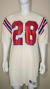 7663f001648 Game Used Worn Team Issued NFL New England Patriots Vintage 80's ...