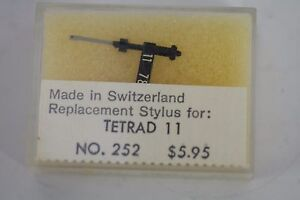 Replacement-Diamond-Turntable-Stylus-for-TETRAD-11-NOS