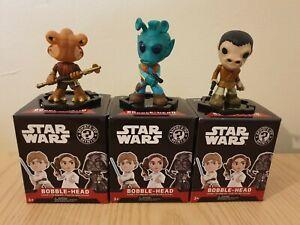 Funko-Star-Wars-Mystery-Minis-Classic-Bobbleheads-Greedo-Hammerhead-Poison