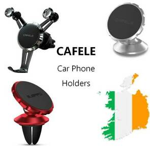 Car Phone Holder Mobile Universal Magnetic Magnet Dashboard Air Vent Gravity