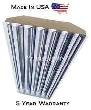 6 Bulb / Lamp T8 LED High Bay Warehouse, Shop, Commercial Light Fixture NEW