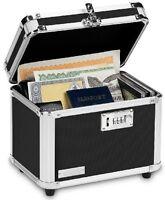 Security Box Vaultz Locking Personal Gun Credit Cards Medicine Cash Home Office