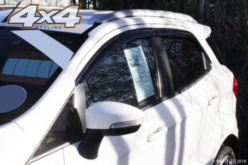 Para Ford Ecosport viento desviadores conjunto 4 Piezas