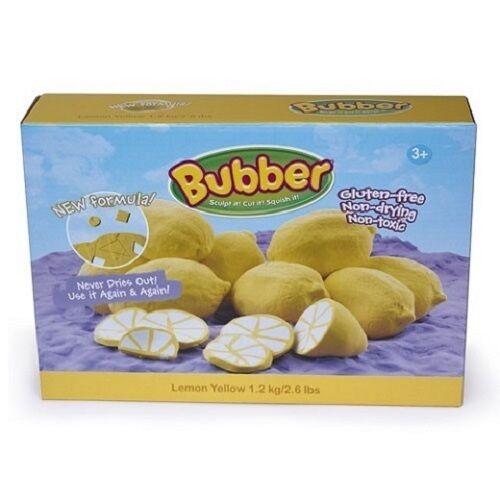 Bubber Box 73051 - Knete in gelb 1200g (GP:2,58 Euro/100g)
