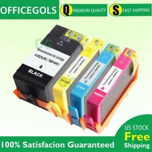 4-Pack-902XL-Ink-Cartridge-For-HP-Officejet-Pro-6960-6954-6968-6970-6975-6978