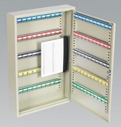 Sealey SKC100 armoire à clés 100 clés capacité magasin de meubles de rangement maison garage