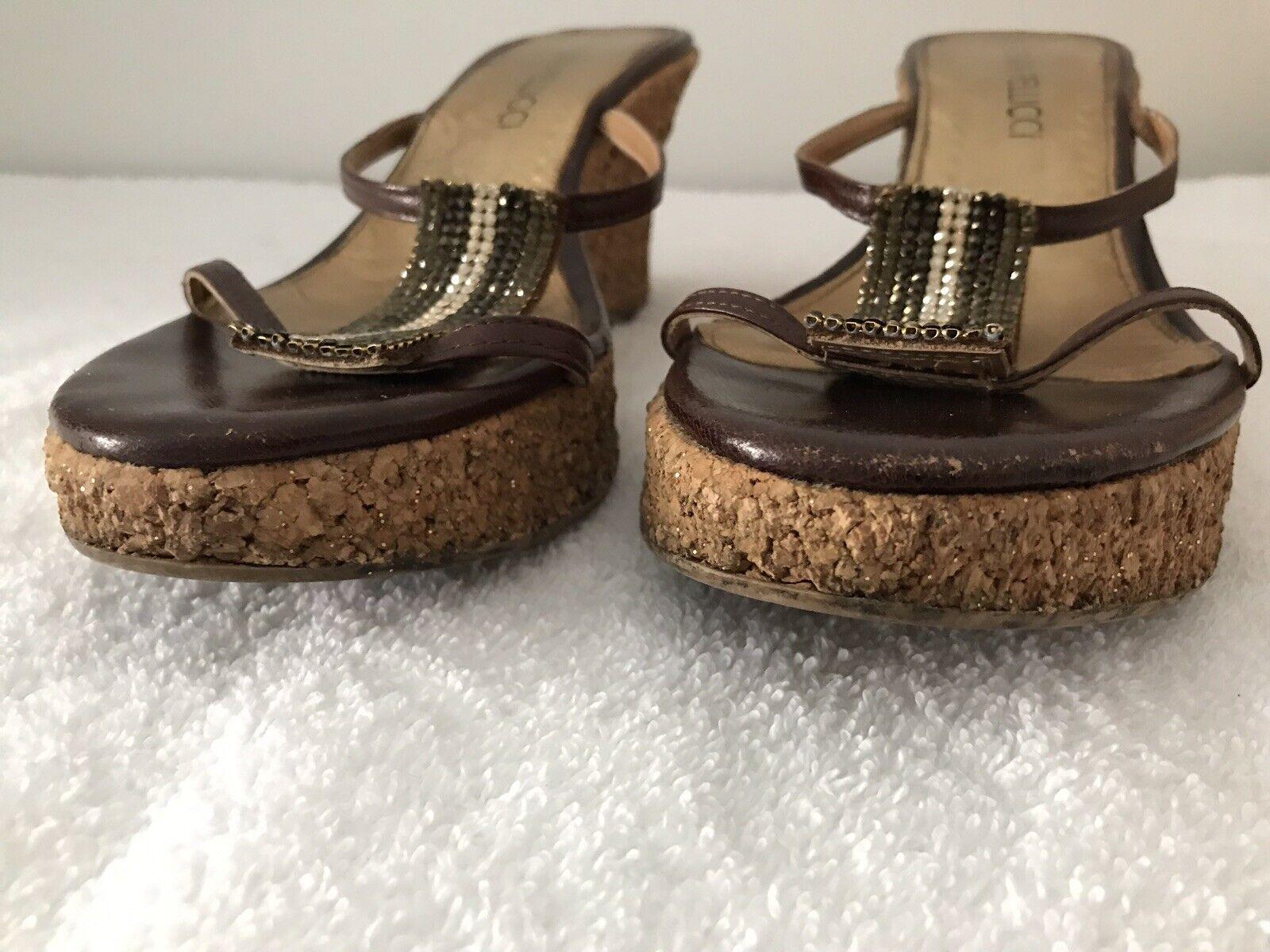 Stefania Stefania Stefania Pellicci shoes Size 40 Europe bdf29b
