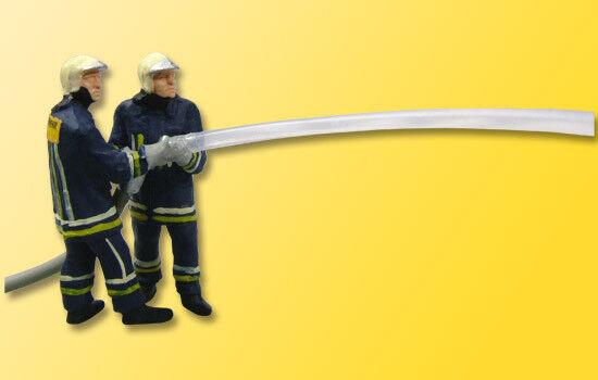 Viessmann 1542 H0 Feuerwehrmann beim Löschangriff, H0