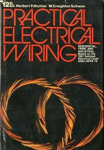 Remarkable Practical Electrical Wiring Residential Farm A 9780070523890 Ebay Wiring Cloud Philuggs Outletorg