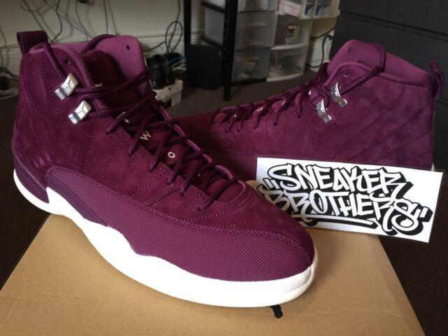 12 130690 617 Jordans Nike Jordan Shoes Mens Bordeaux