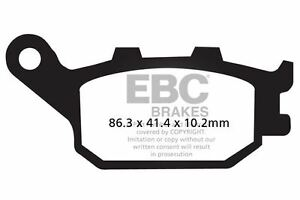 Ajuste-Suzuki-GSF-1200-SK6-SAK6-Carenada-Bandit-Non-2006-EBC-Sinterizadas-Pad