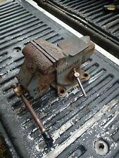 Vintage Craftsman 3 12 Reversible Jaws Swivel Base Bench Vise 51861 Anvil
