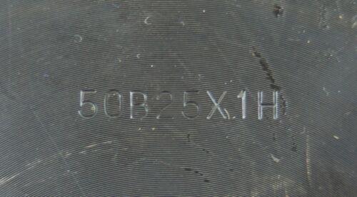 """50B25x1H Sprocket 1/"""" bore 25 Teeth RC50 RC 50 Gear New In Box"""