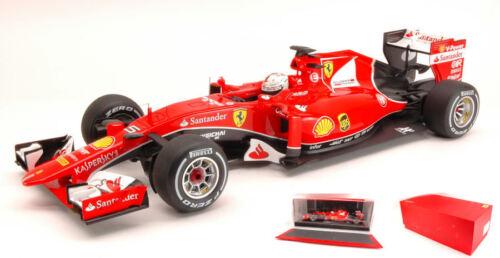 Ferrari Sf15-T S.Vettel 2015 N.5 Winner Malaysia Gp 1:18 Looksmart LS18F101