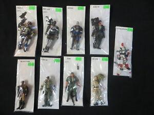 G.i. Joe Lot de 9 figurines d'action Hasbro Cobra # 13