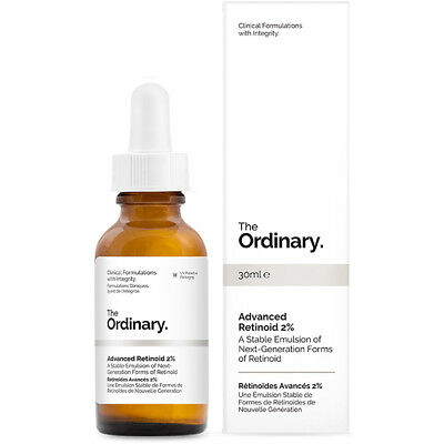 NEW The Ordinary Granactive Retinoid 2% Emulsion (Previously Advanced Retinoid