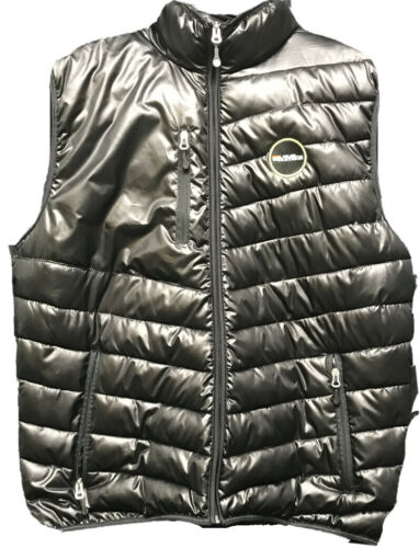Activision Puffy, Full Zip Water-Resistant Black O
