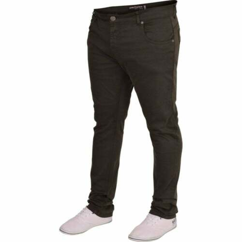 LOYALTY And Faith pantaloni uomo chinos jeans tessuto di cotone skinny stretch