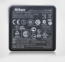 EH-69P AC Adapter Charger USB for Nikon Coolpix S2600 S3100 P510 S4150 S8100