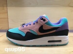 Details about Air Max 1 Have A Nike Day BQ8929 500 Space Purple GS Women Men Size 4Y 13