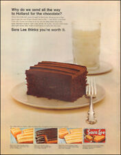 Sara Lee Bistro Hot Fudge Chocolate Cake Individual