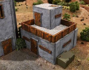 28mm Medium fortified building (Culverin Models)