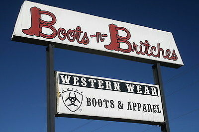 Boots and Britches
