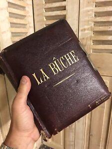 Eugene-Pirou-La-Buche-Album-Photo-21-Photographie-Ancienne-Personnalite