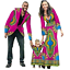 thumbnail 11 - New Fashion Matching Clothes Brand Father Mother and Son Baby Africa V11592
