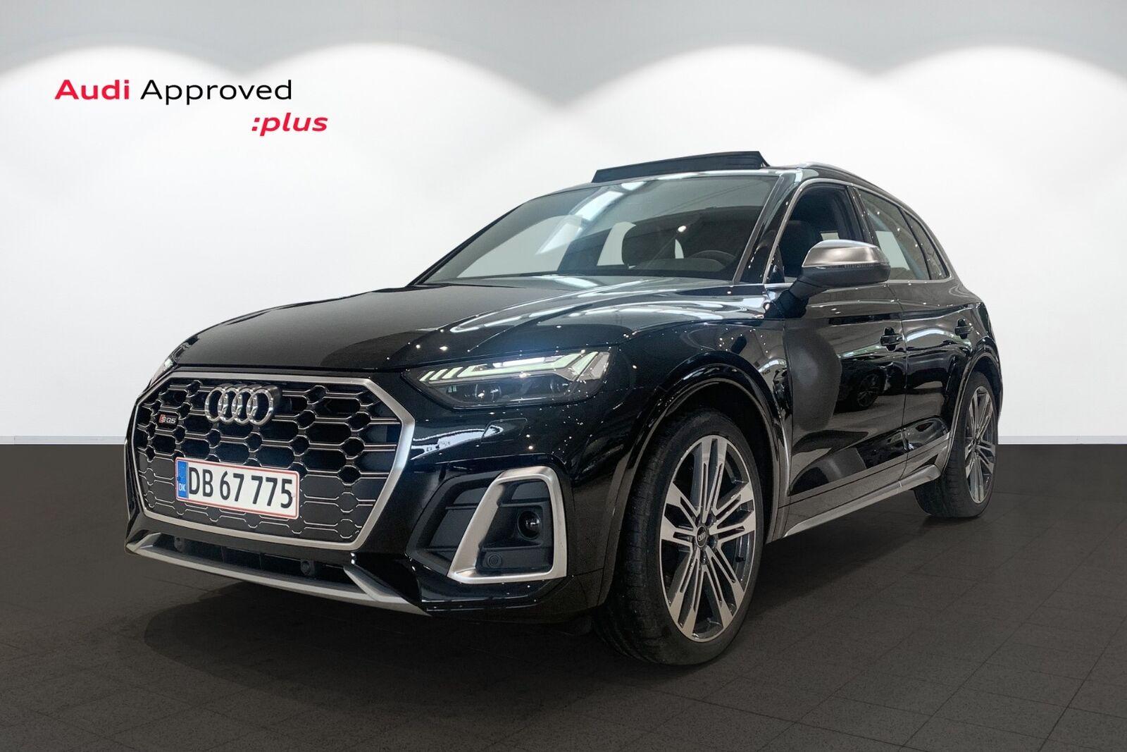 Audi SQ5 3,0 TDi quattro Tiptr. 5d - 1.095.900 kr.
