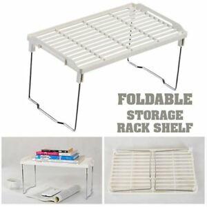 MOVABLE-Foldable-Storage-Rack-Shelf