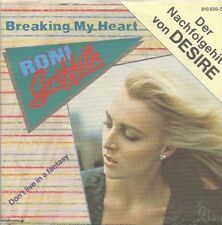 Roni Griffith - Breaking My Heart / Don't Live In A Fantasy (Vinyl-Single 1983)
