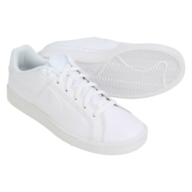 Size 8.5 - Nike Court Royale White for