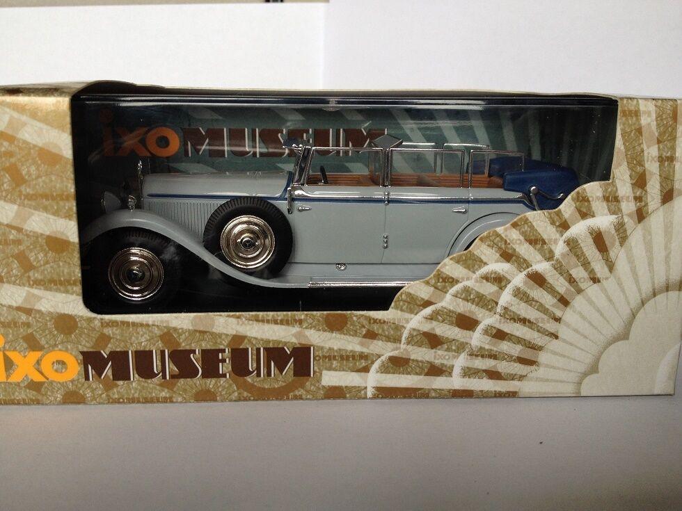 1 43 IXO Mercedes 770 Grosser F 1930 MUSI024