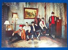 B.A.P - Rose (A Ver.) Official Unfolded Posters Kpop